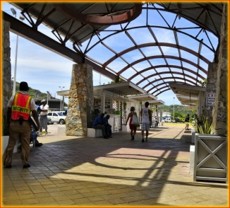 Town Center Port of Roatan
