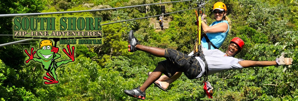 South Shore Zipline